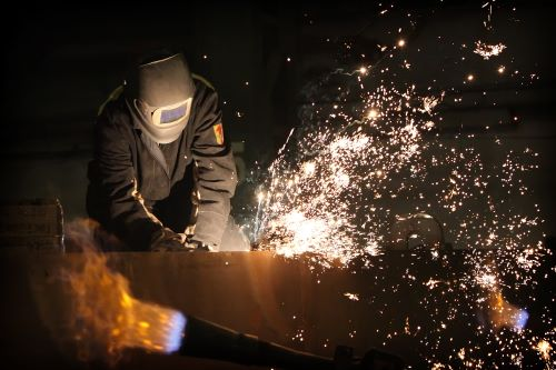 Working with Marketing Zone metalworker